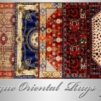 Oriental  Persian Antique Rugs for Sims 3 - photo 1