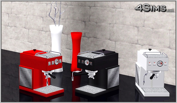 Espresso Machine For Sims 3 4sims
