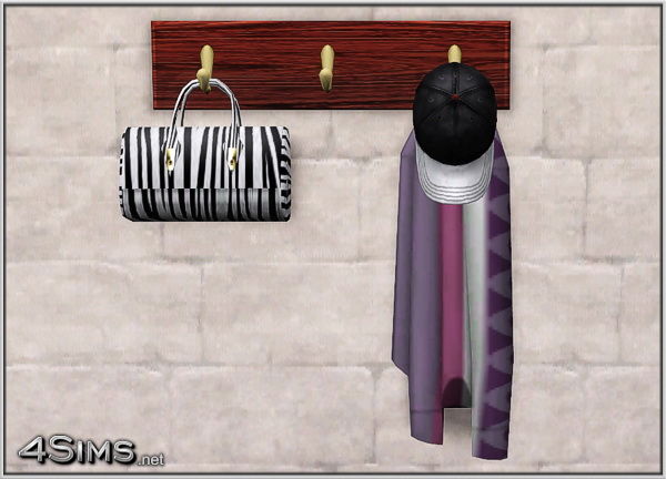Wall Hanger Decor For Sims 3 4sims
